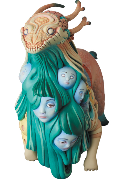 UNREAL art toy by Lauren Tsai x Medicom Toy.