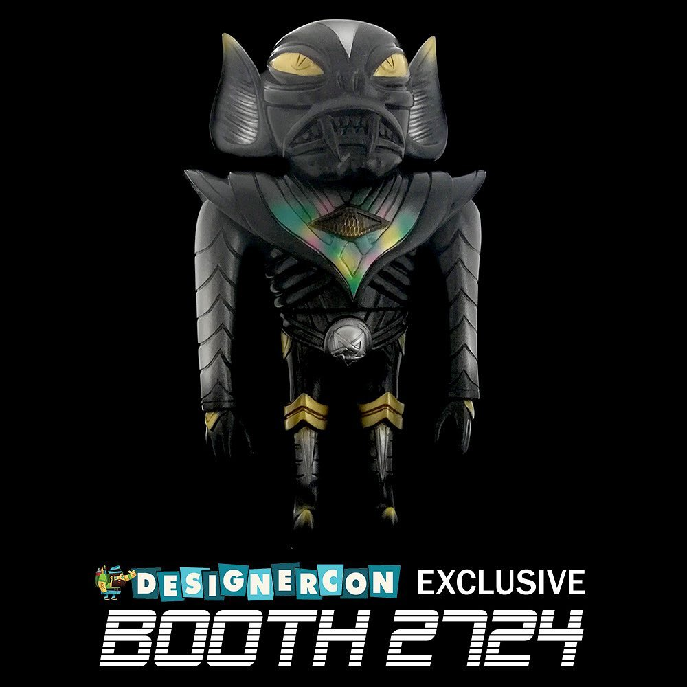 DesignerCon Glampyre by Martin Ontiveros and Toy Art Gallery