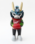Tenacious Toys Exclusive Cat Atomic RGB TEQ63 by QUICCS x Martian Toys